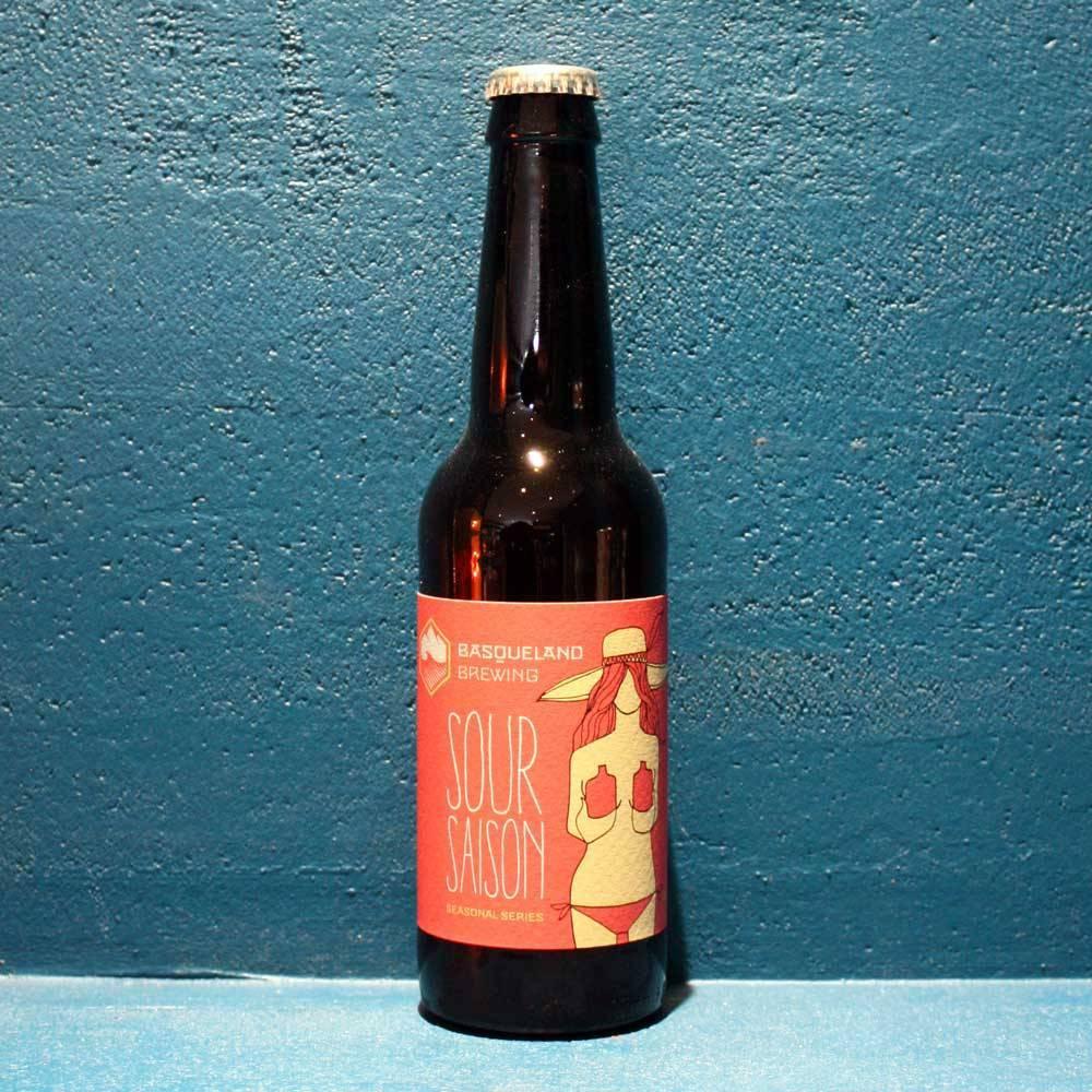 Sour Saison - 33 cl - Basqueland Brewing Project