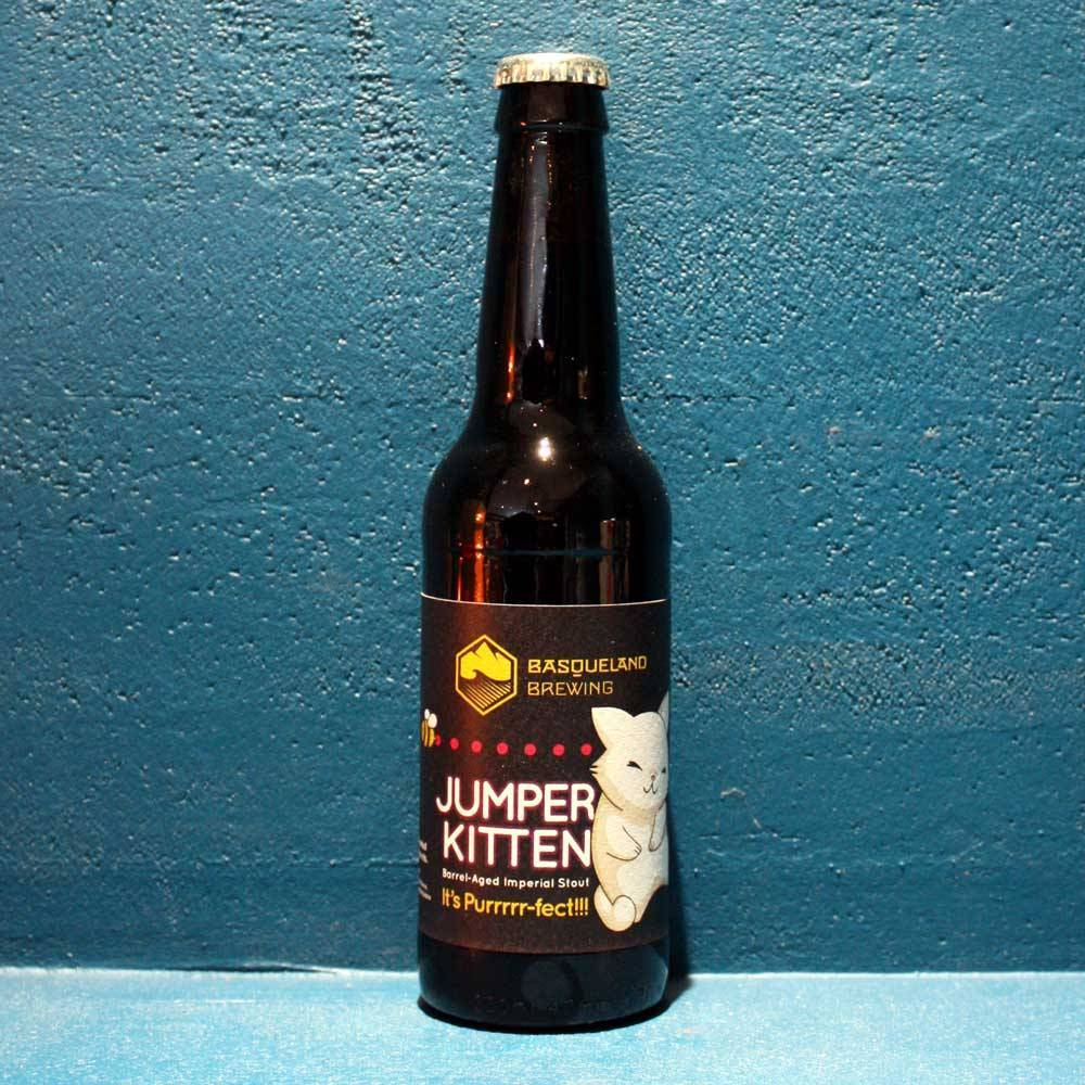Jumper Kitten - 33 cl - Basqueland Brewing Project