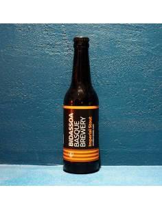 Imperial Stout Bourbon Barrel Aged - 33 cl - Bidassoa