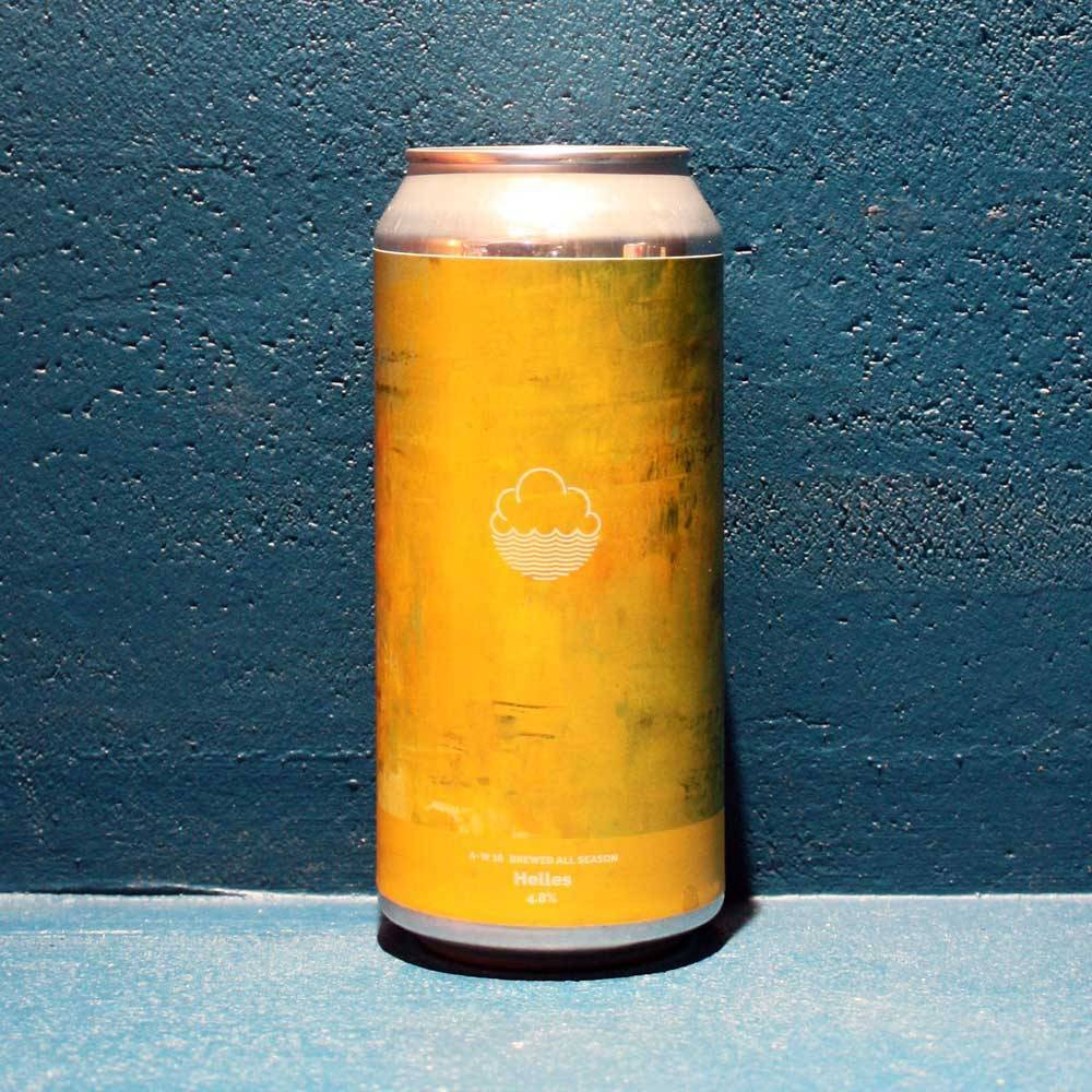 A•W18 Brewed All Season Helles - 44 cl - Cloudwater Brew Co