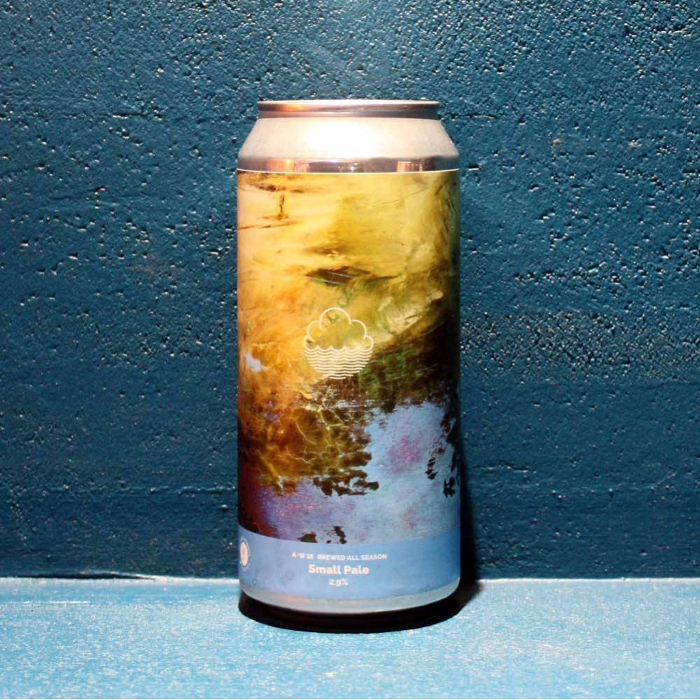 A•W18 Brewed All Season Small Pale - 44 cl - Cloudwater Brew Co
