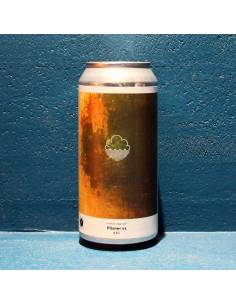 A•W18 One-Off Pilsner V1 - DLUO 03/06/19 - 44 cl - Cloudwater