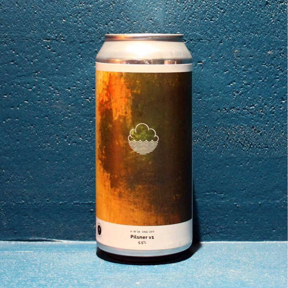 A•W18 One-Off Pilsner V1 - 44 cl - Cloudwater Brew Co
