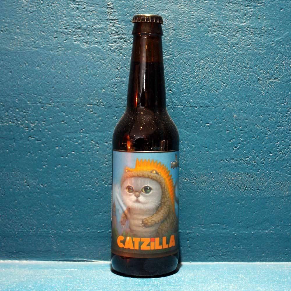 Catzilla - 33 cl - Brasserie artisanale La Débauche
