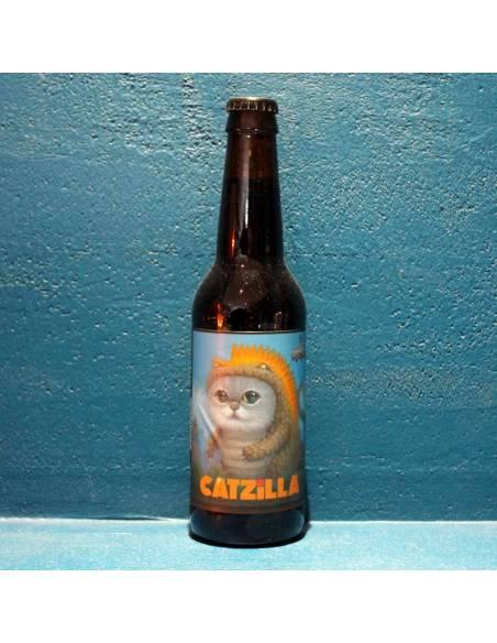Catzilla - 33 cl - La Débauche