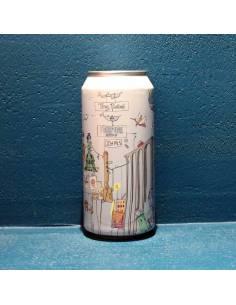DDH Pilsner - 44 cl - Tiny Rebel x Fourpure