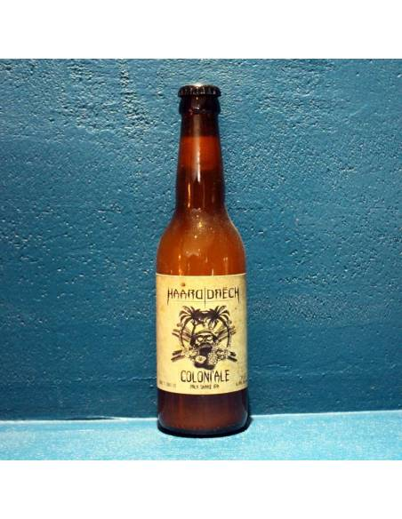 Coloni'Ale Milkshake IPA 33 cl Brasserie Haarddrëch Bière Artisanale Craft Bieronomy