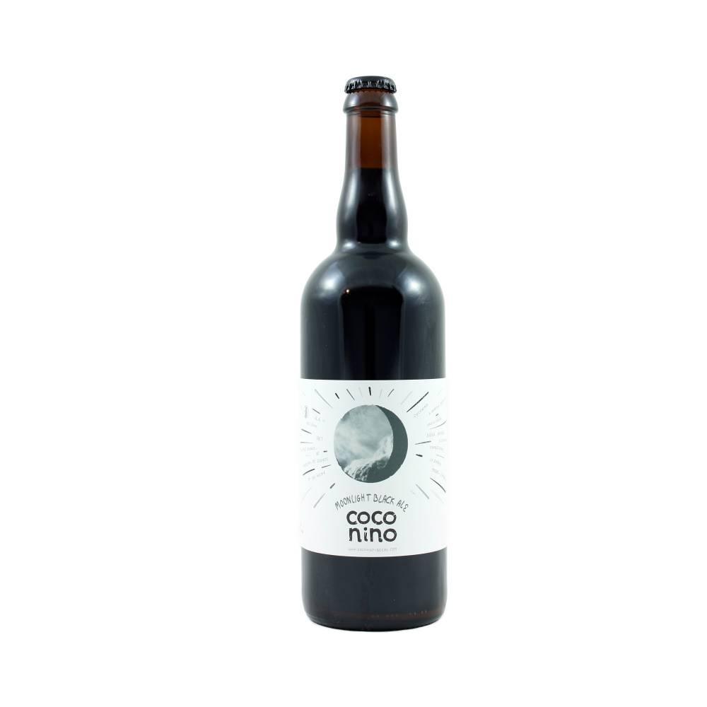 Moon Light Black Ale 75 cl