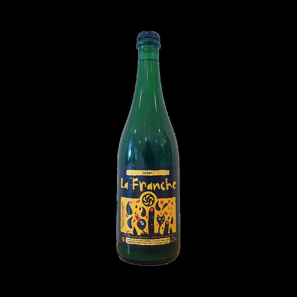 Saison Bio - 75 cl - La Franche