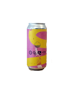 Cheerful Happenings And Intentions - 44 cl - Cloudwater x The Veil x Trillium x Other Half x Monkish