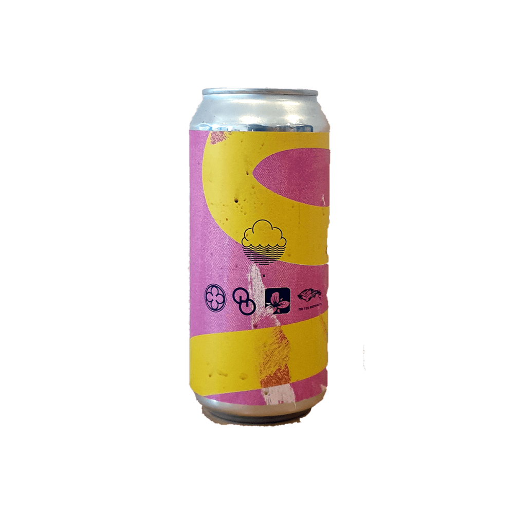 Cheerful Happenings And Intentions - Cloudwater Brew Co x The Veil x Trillium x Other Half x Monkish - Bieronomy