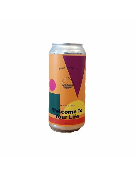 Welcome To Your Life Cloudwater