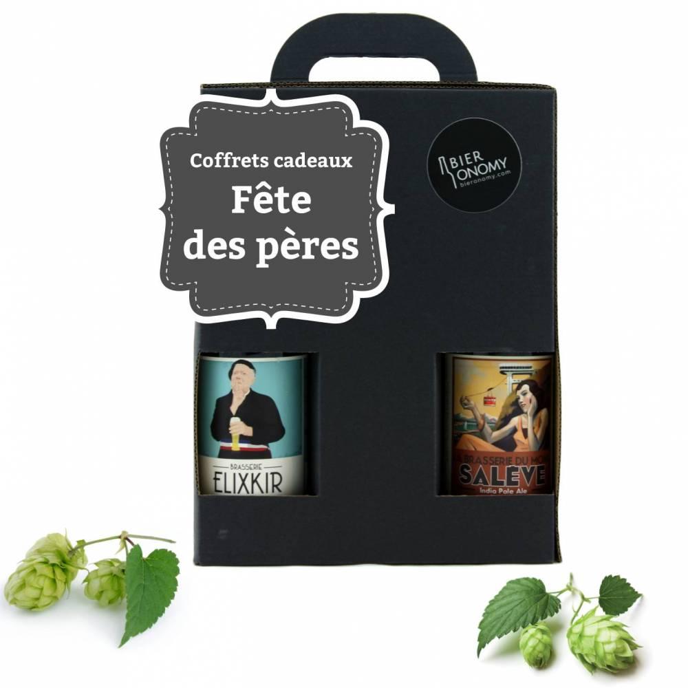 Coffret Hop Daddy - 6 bières artisanales françaises - Bieronomy