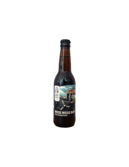 Weiss Weiss Baby - 33 cl - Hoppy Road x Barallel
