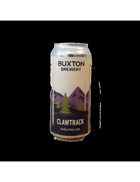Clawtrack IPA - 44 cl - Buxton