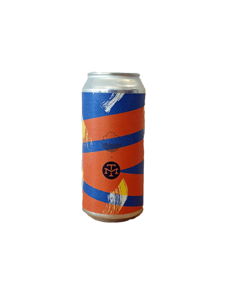 Indulgently Crisp Experience - 44 cl - Cloudwater x Modern Times