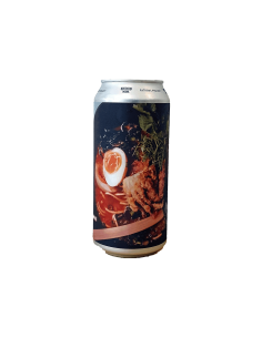 Patrons Project 10.06 / Cocktail Beer Ramen + Bun / Culinary Concepts - 44 cl - Northern Monk x Finback