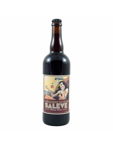 Barley Wine Assemblage Barriques - 75 cl - Mont Salève
