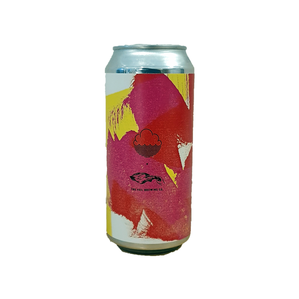 Barry From Finance - 44 cl - Cloudwater Brew Co x The Veil - Bieronomy