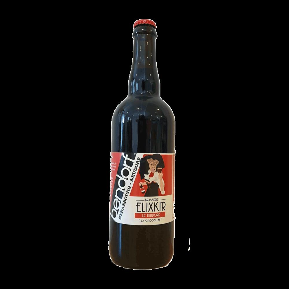 Bière Le Kirdorf 75 cl - Brasserie Elixkir x Bendorf - Bieronomy
