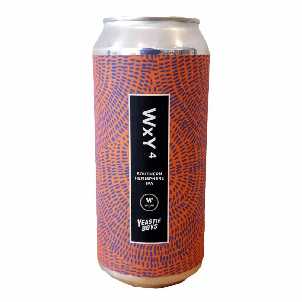 Bière WxY⁴ - 44 cl - Wylam Brewery x Yeastie Boys - Bieronomy