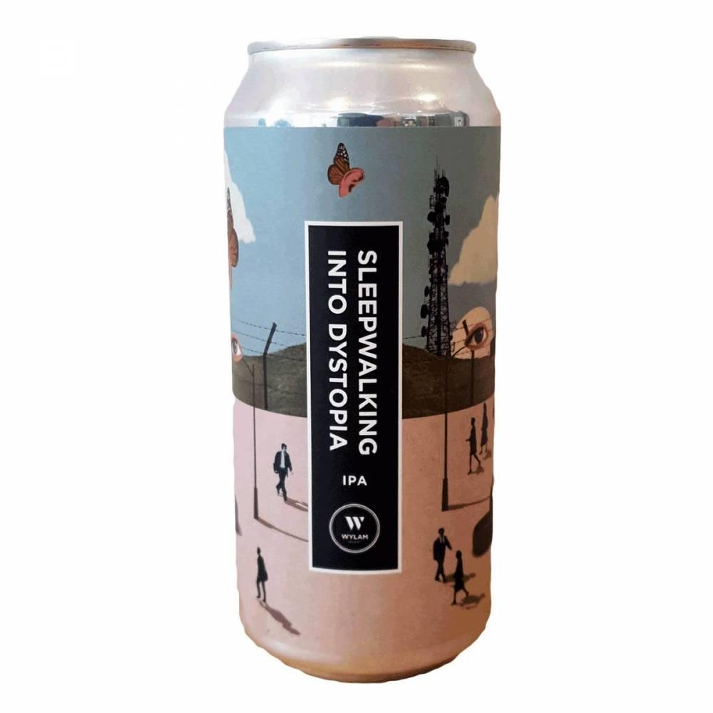 Bière Sleepwalking Into Dystopia - Wylam Brewery - Bieronomy