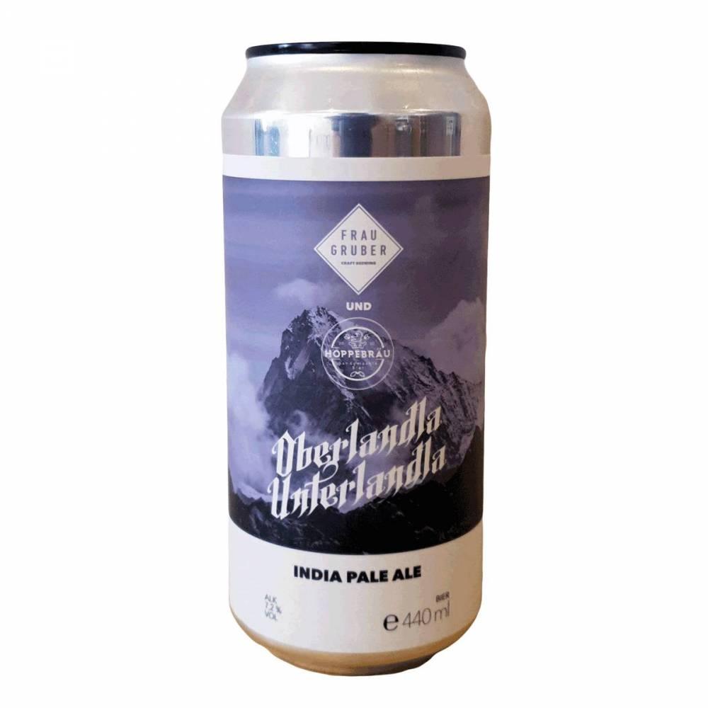Oberlandla Unterlandla FrauGruber x Hopperbräu Bière Artisanale Bieronomy