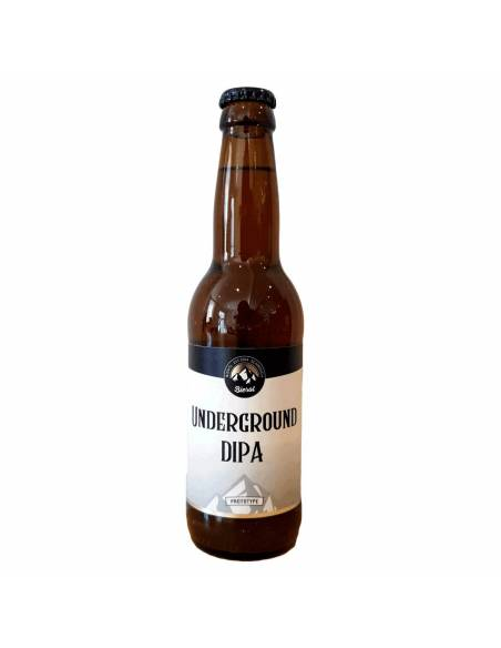 Underground DIPA - 33 cl - Bierol