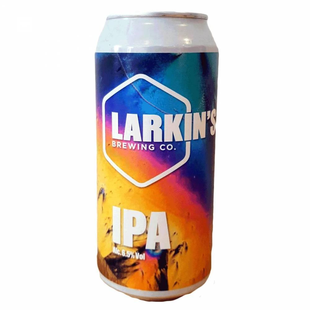Bière IPA - Larkin's Brewing Co - Bieronomy