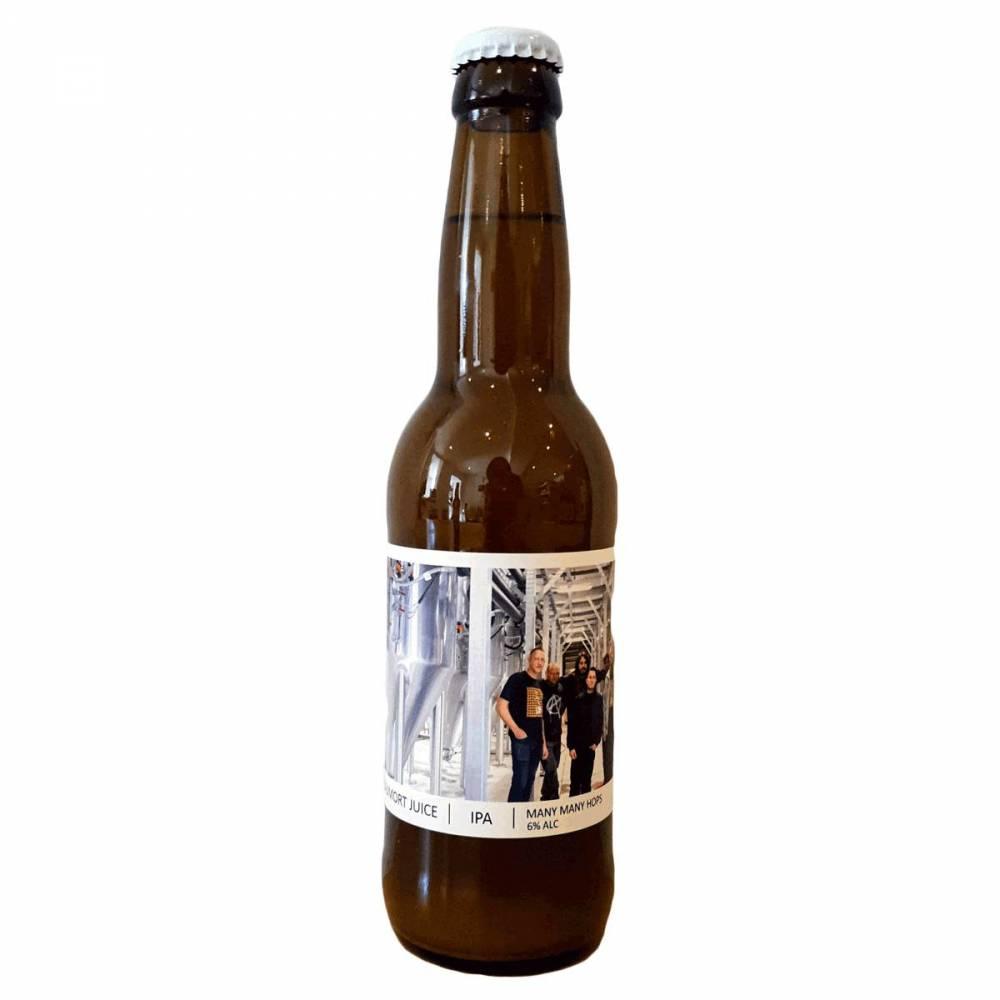 Bière Vaumort Juice IPA - Brasserie Popihn x Kings Brewing - Bieronomy