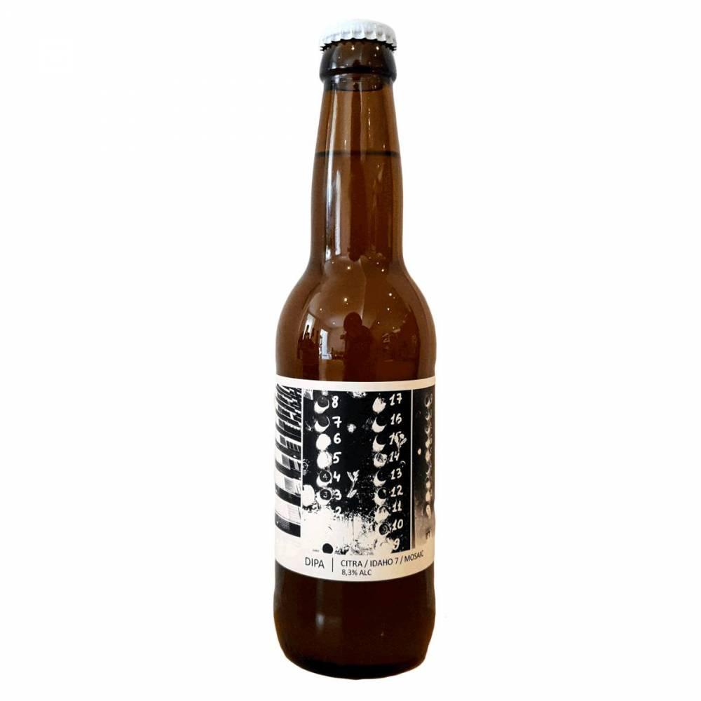 Bière DIPA Citra Idaho7 Mosaic - Brasserie Popihn - Bieronomy