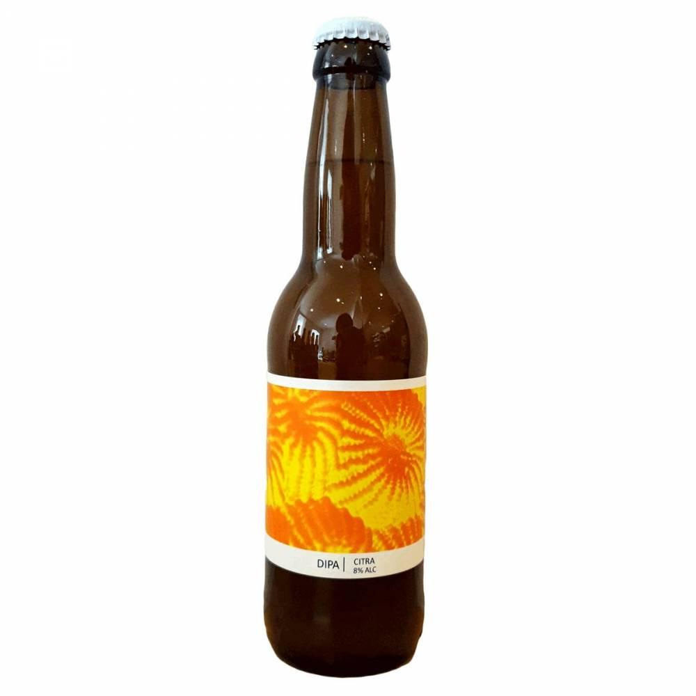 Bière DIPA Citra - Brasserie Popihn - Bieronomy