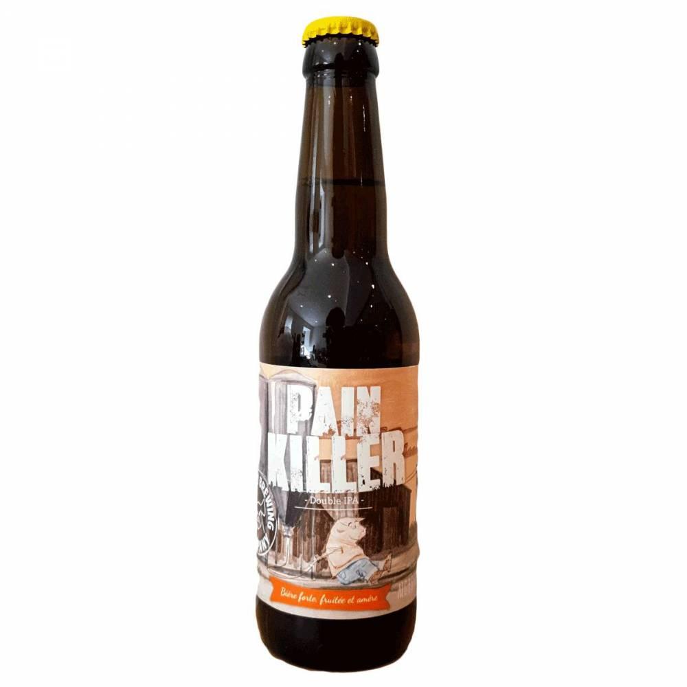 Bière Pain Killer The Piggy Brewing Company - Bieronomy