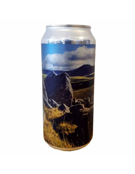 Three Peaks Mountain Race 2019 Edition Session IPA Northern Monk Brew Co Bière Artisanale Craft Beer UK Angleterre Bieronomy
