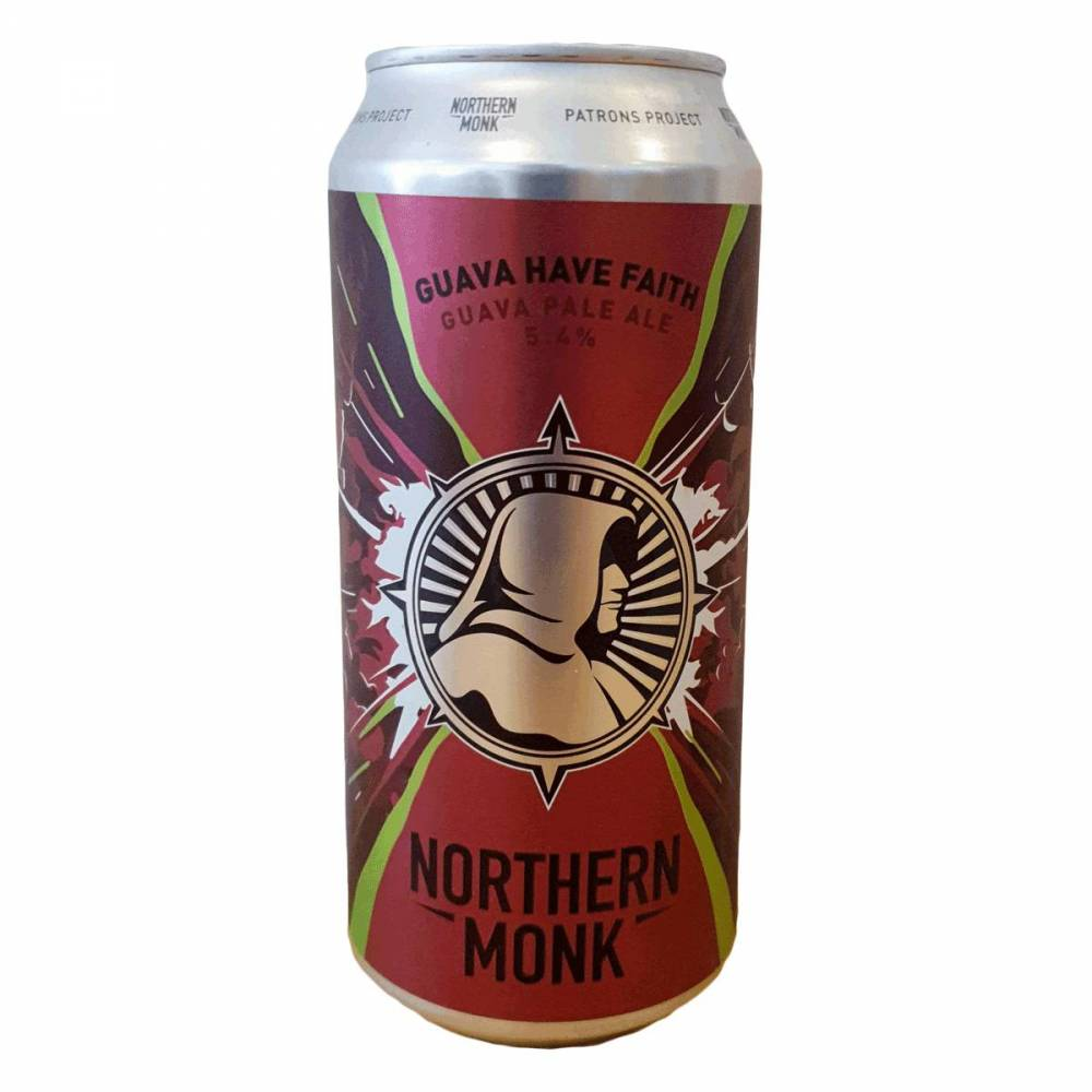 Guava Have Faith Pale Ale Northern Monk Brew Co Bière Artisanale Craft Beer UK Angleterre Bieronomy