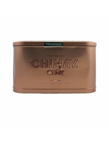 Coffret Métal Chimay 3x33 cl + 1 verre