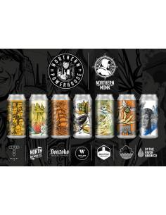 Northern Powerhouse Brew Series 2019 Box - Northern Monk