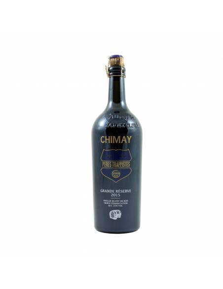 Chimay Grande Réserve 2015 vieillie en fût - 75 cl