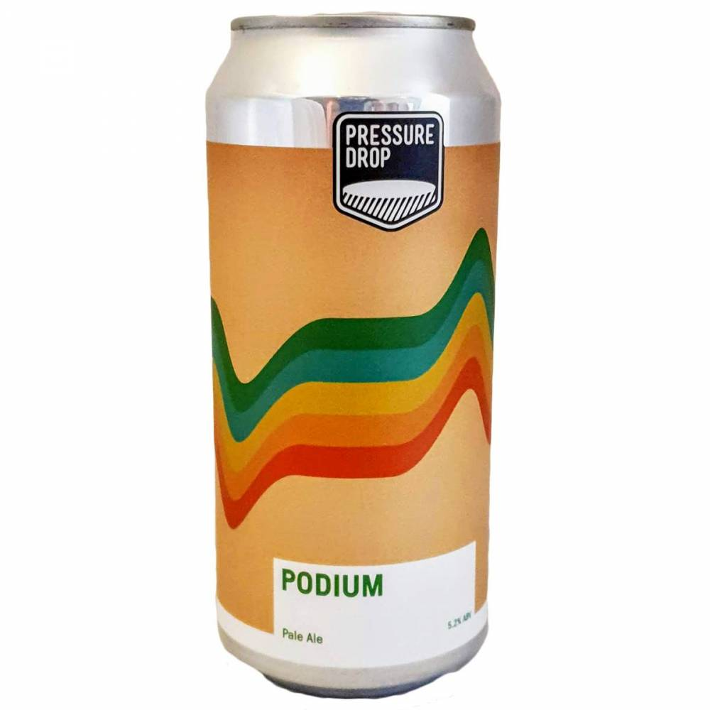 Bière Podium Pale Ale - 44 cl - Pressure Drop Brewing Co