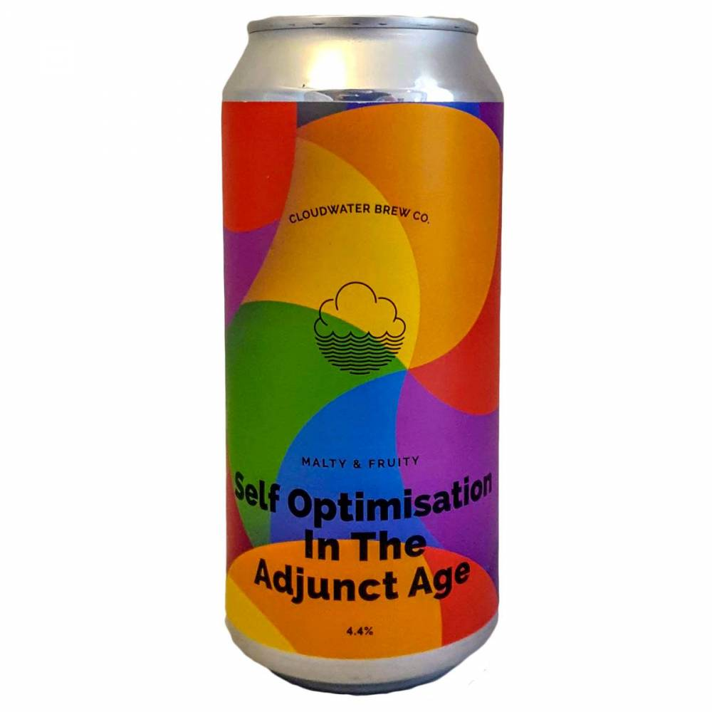 Bière Self Optimisation In The Adjunct Age Bitter - Cloudwater Brew Co