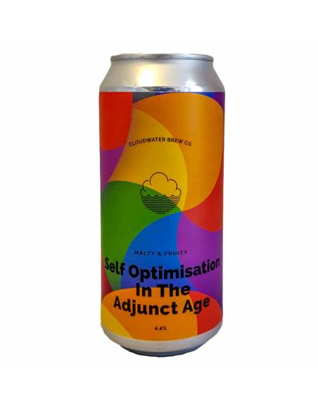 Self Optimisation In The Adjunct Age - 44 cl - Cloudwater