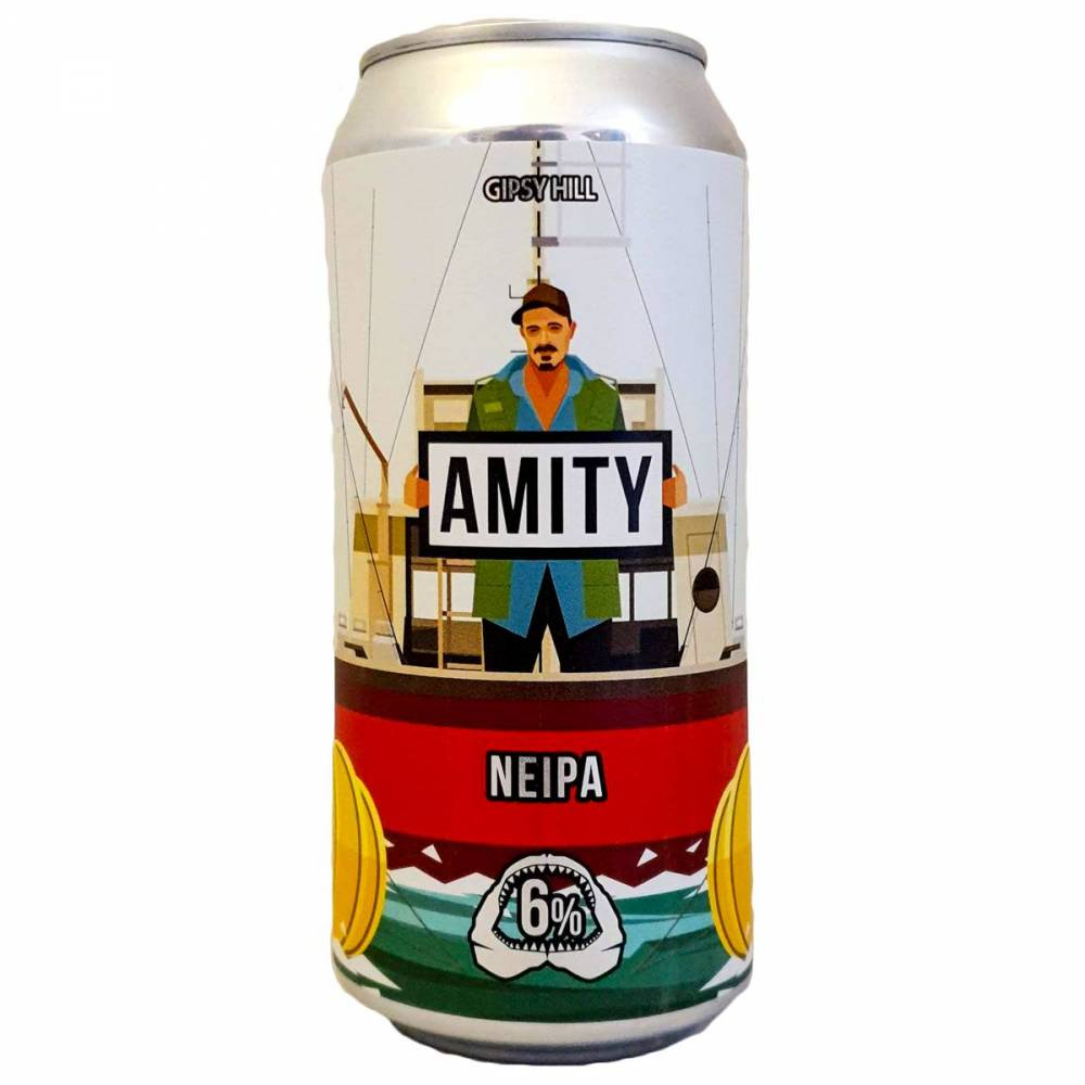 Bière Amity NEIPA - 44 cl - Gipsy Hill Brewing Company