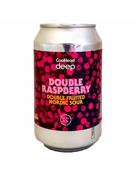 Deep Double Raspberry Gose - 33 cl - CoolHead