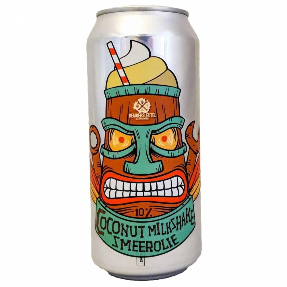 Bière Coconut Milkshake Smeerolie Imperial Stout - De Moersleutel