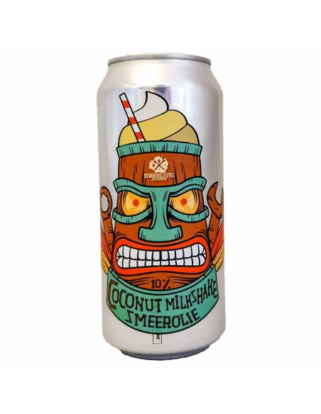 Coconut Milkshake Smeerolie Stout - 44 cl - De Moersleutel
