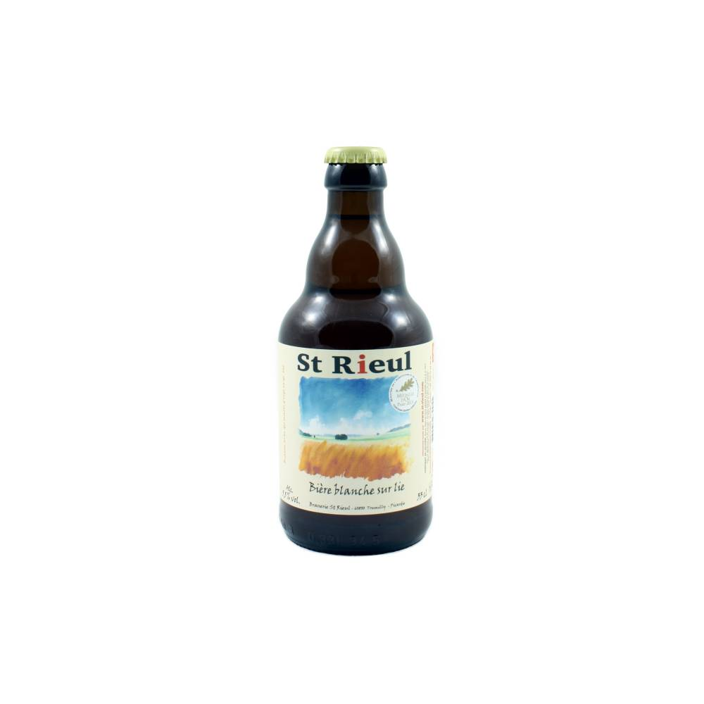 St Rieul Blanche 33 cl