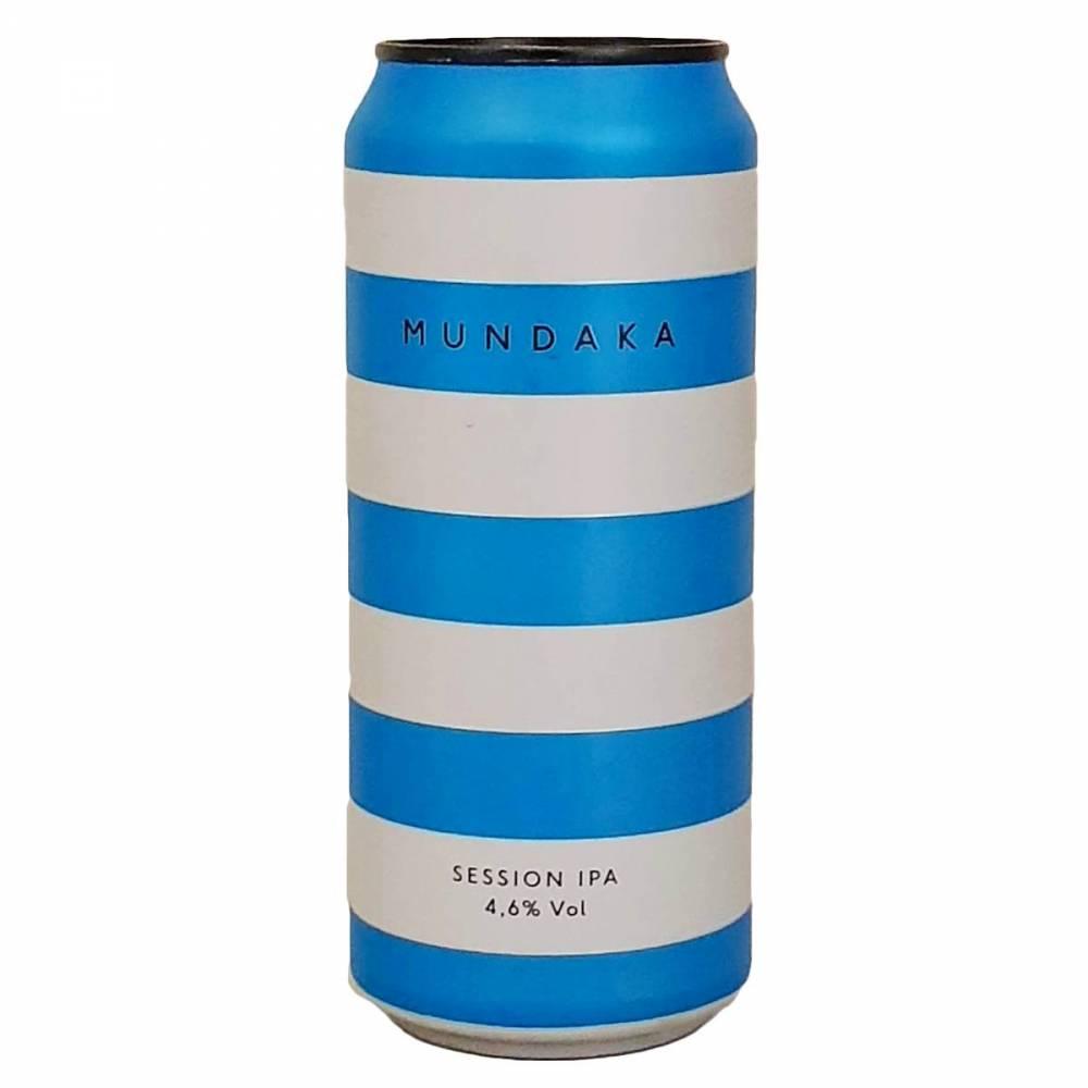 Bière Mundaka Session IPA CRAK Brewery 40 cl