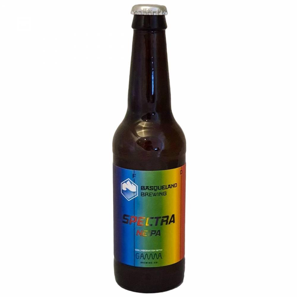 Bière Spectra - 33 cl - Basqueland Brewing Project x Gamma