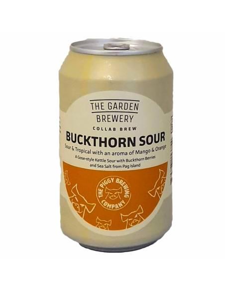 Buckthorn Sour - 33 cl - The Garden Brewery x Piggy Brewing