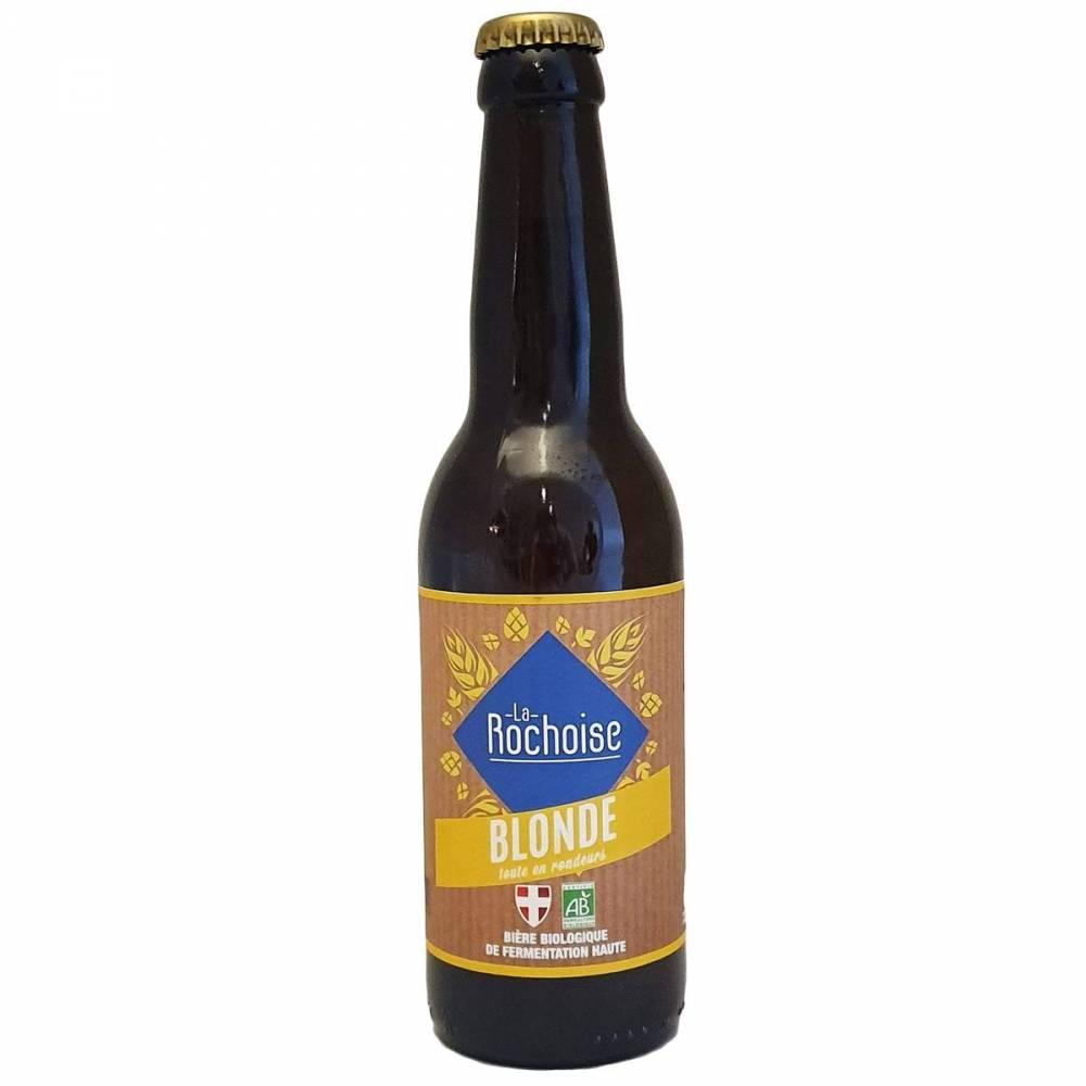 La Rochoise Blonde - 33 cl